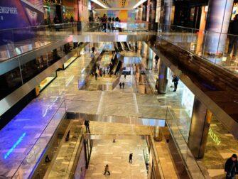Hudson Yards New Yorkissa - The Shops & Restaurants
