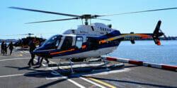 Lähde helikopterilennolle