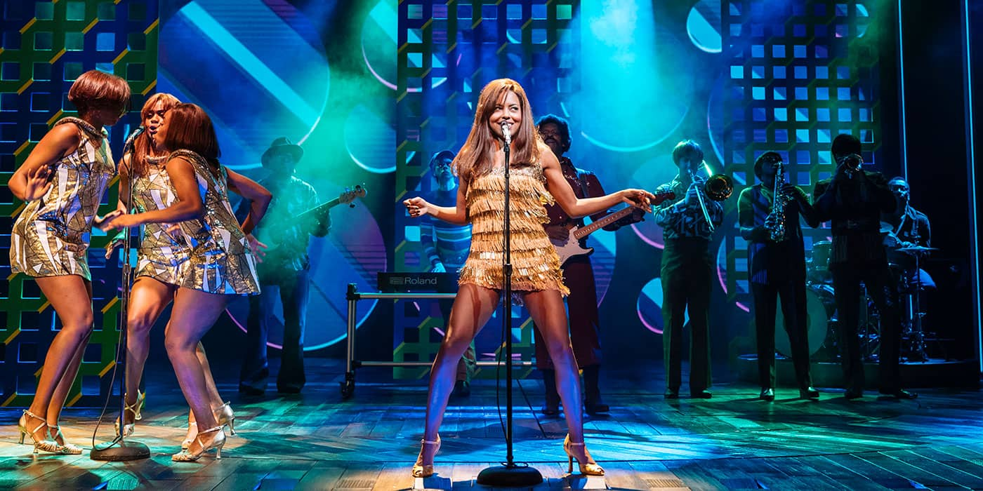 The Tina Turner Musical on Broadway-liput - Esitys