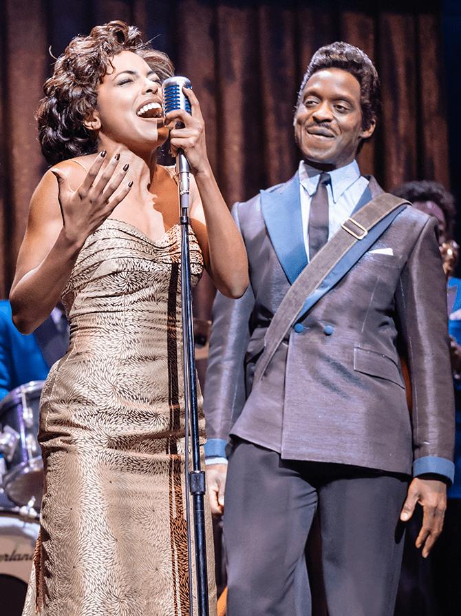 The Tina Turner Musical Broadway-liput - Tina ja Ike
