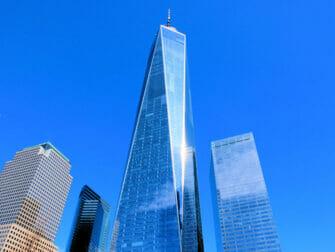 New York Sightseeing Flex Pass ja Sightseeing Day Pass -kaupunkipassien erot - One World Observatory