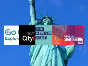Vertaa New York alennuspassit