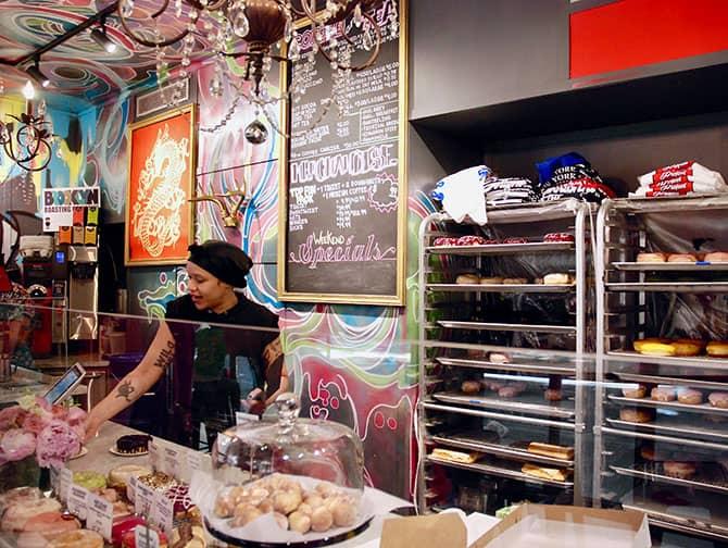 Donut Tour New Yorkissa - Doughnut Project