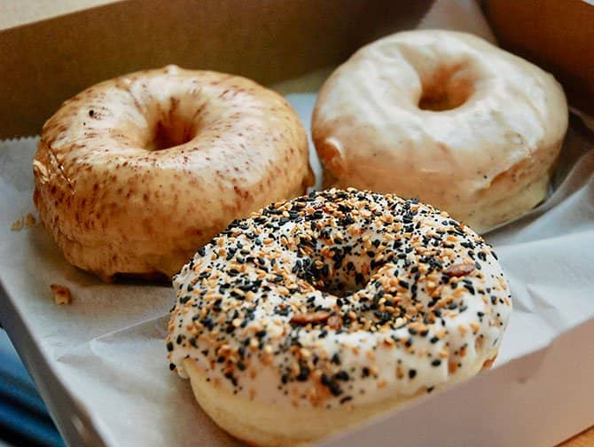 Donut Tour New Yorkissa - Everything Donut