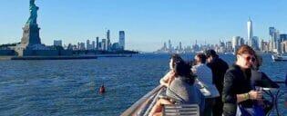 Happy Hour -risteily New Yorkissa