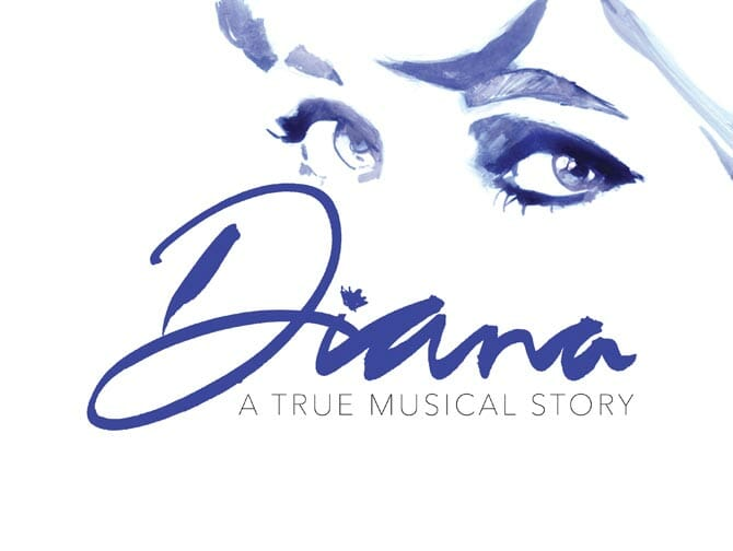 The Diana Musical Broadway-liput