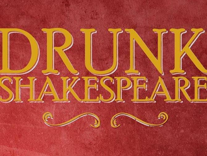 Drunk Shakespeare New York -liput
