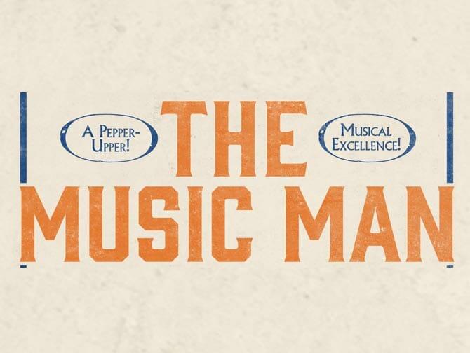 The Music Man Broadway-liput