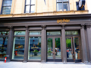 Harry Potter  kauppa New Yorkissa
