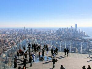 Edge Hudson Yards Observation Deck  liput