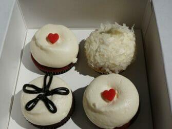 Äitienpäivä New Yorkissa - Georgetown Cupcakes