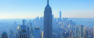 Matkasuunnitelma: 5 päivää New Yorkissa