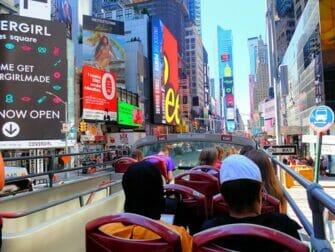 Go New York Explorer Pass - Big Bus