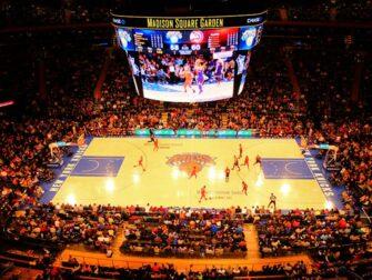 New York Knicks -liput - Madison Square Garden