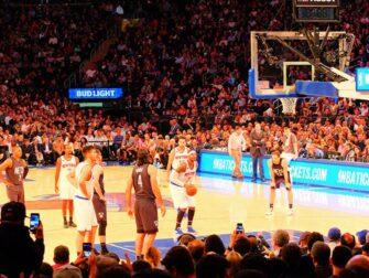 New York Knicks -liput - Valmiina tekemään korin