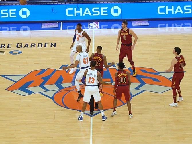 New York Knicks -liput