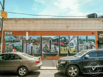 Bronx - Graffiti Eric