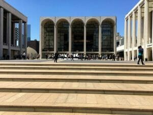 Lincoln Center New Yorkissa
