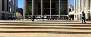 Lincoln Center New Yorkissa