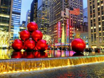 Yksityinen opastettu joulukierros New Yorkissa
