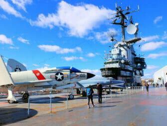 Fleet Week Intrepid Museum New Yorkissa