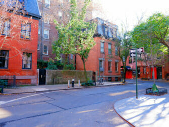 Greenwich Village New Yorkissa - Katu