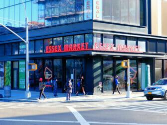 Lower East Side New Yorkissa - Essex Market