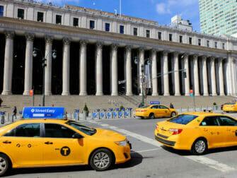 New Yorkin taksit