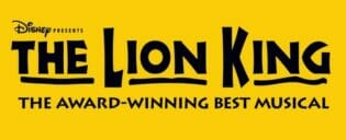 Lion King Broadway-liput