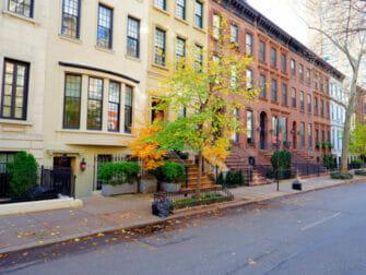 Upper East Side New Yorkissa - Taloja