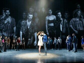 West Side Story Broadway-liput - Rakkaus