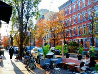 Williamsburg Brooklynissa - Katuelämää
