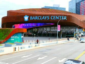 Brooklyn New Yorkissa - Barclays Center