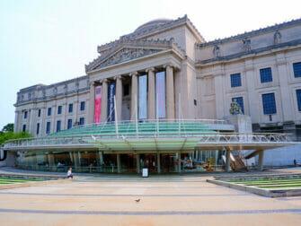 Brooklyn New Yorkissa - Museo