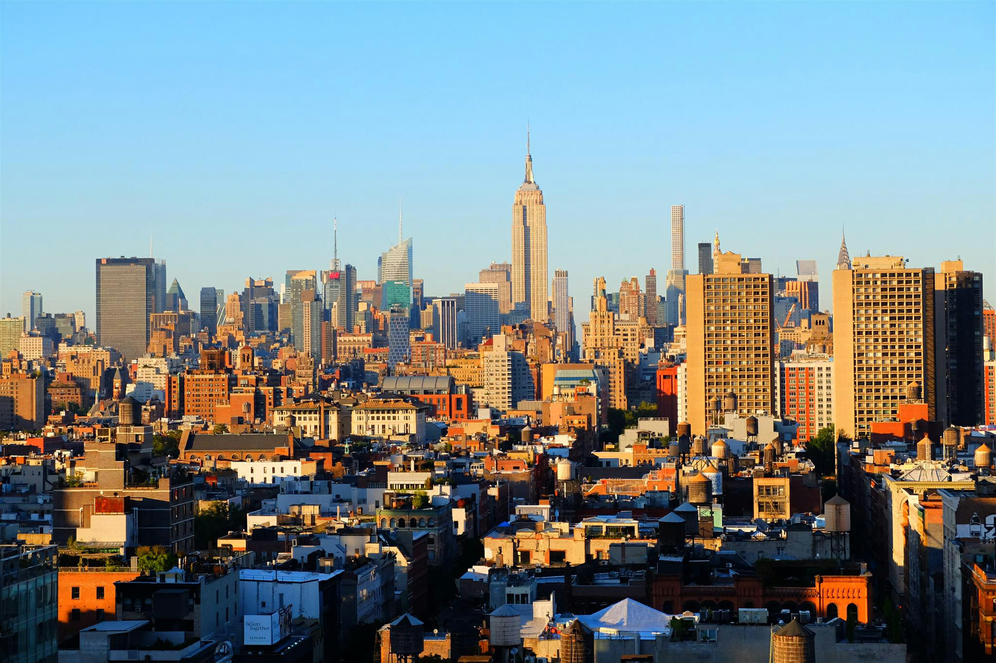 Cityscape NYC High Quality Wallpaper
