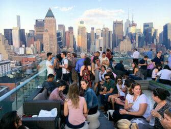 Hell's Kitchen New Yorkissa - Yöelämä