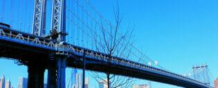 Manhattan Bridge New Yorkissa
