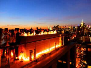 New Yorkin yöelämä: Uptown vai Downtown