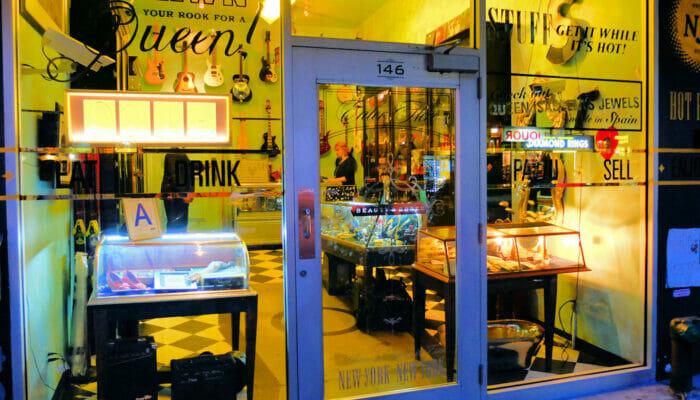 New Yorkin yöelämä: Uptown vai Downtown Beauty Essex