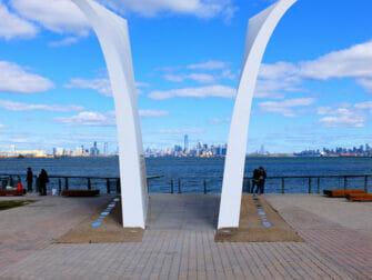 Staten Island New Yorkissa - Muistomerkki
