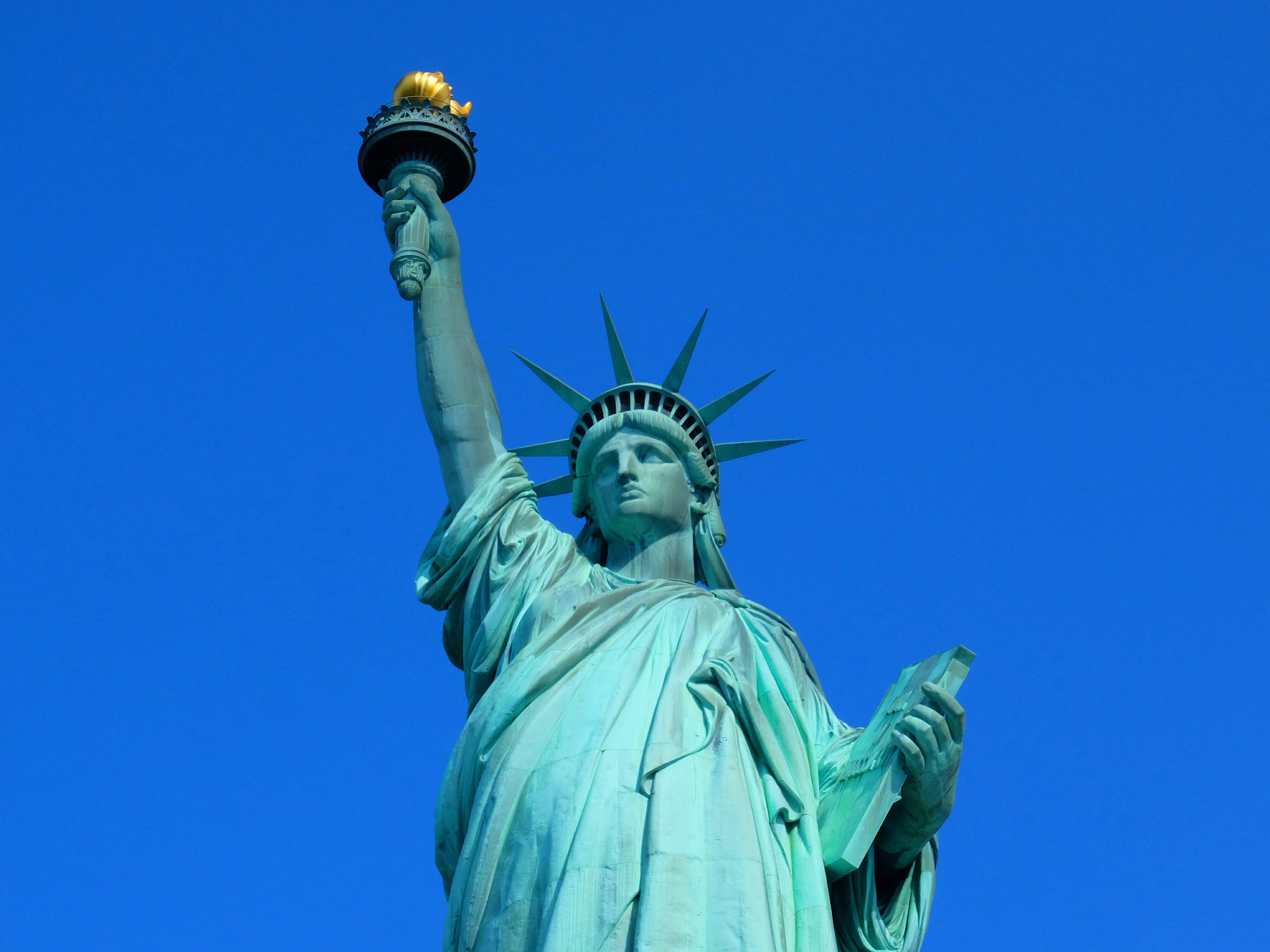 Statue of Liberty NYC High Quality Wallpaper
