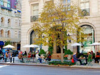 Shoppailu New Yorkin Upper East Sidella