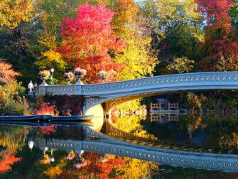 Elokuvien ja sarjojen kuvauspaikat New Yorkissa - Avengers Central Park