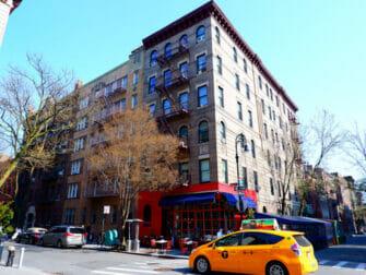 Elokuvien ja sarjojen kuvauspaikat New Yorkissa - Frendit