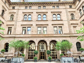 Elokuvien ja sarjojen kuvauspaikat New Yorkissa - Gossip Girl