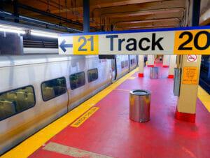 Penn Station New Yorkissa