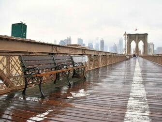 New York sateella - Brooklynin silta