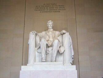 Alennuspassit Washington D.C.:n nähtävyyksille - Nähtävyyksiä