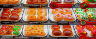 Parhaat donitsit New Yorkissa