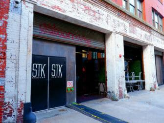 Paras pihviravintola New Yorkissa - STK